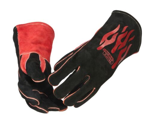 Lincoln Electric Traditional MIG Stick Welding Leather Gloves K2979-ALL