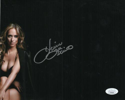 Jennifer Love Hewitt Autograph Signed 8x10 Photo - IKWYDLS (JSA COA)