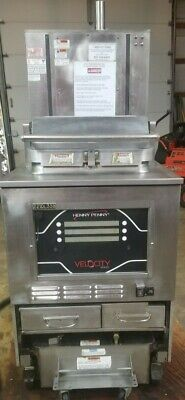 Henny Penny Pxe-100 Velocity Series Pressure Fryer Free Shipping 30 Day Warranty