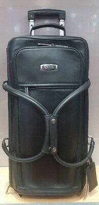 "Kenneth Cole Reaction 22"" Carry On Leather Duffel Bag"