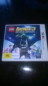 Nintendo 3DS Lego Batman 3 game Christies Beach Morphett Vale Area Preview