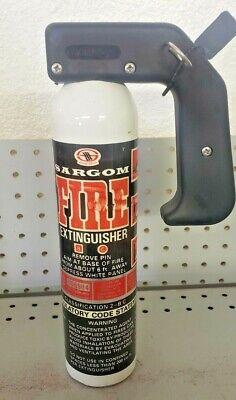Sargom Halon Fire Extinguisher 12111301 2-bc