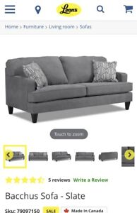 BACCHUS SOFA/COUCH