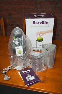 Breville The Juice Fountain Max South Plympton Marion Area Preview