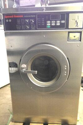 Speedqueen 20lb Washer Three Phase Rebuilt