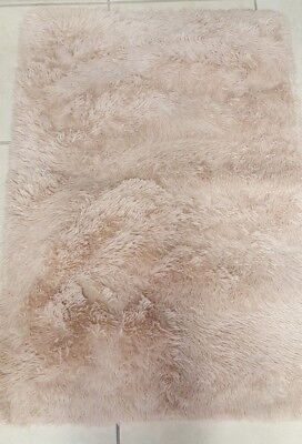 YOFAN 2.6-Feet By 3.9-Feet Modern Shag Area Rug,Super Soft Living CARAMEL