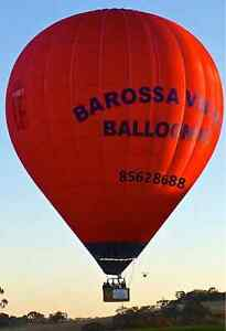 Barossa Valley Ballooning Gift Voucher Rowland Flat Barossa Area Preview