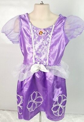 Disneyland Dress up Dresses Youth Girl Sizes 4-6x Little Princesses Lot of 3 - Little Girl Dress Up Clothes