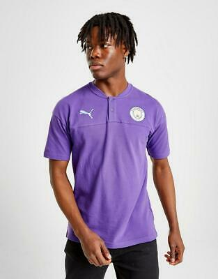 New Puma Manchester City FC Casual Polo Shirt