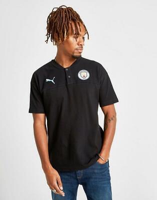 New Puma Manchester City FC Casual Polo Shirt