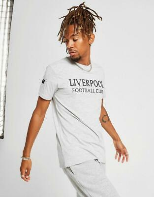 New Balance Liverpool FC Travel Graphic T-Shirt