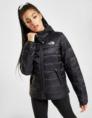 New The North Face Women's Panel Padded Jacket