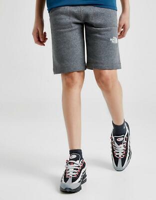 New The North Face Boys' Drew Peak Fleece Shorts