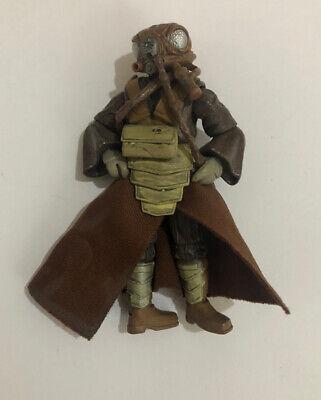 Star Wars Legacy BD54 Zuckuss Bounty Hunter Figure Loose