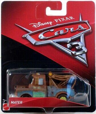 Disney/Pixar Cars 3 MATER 2016 Series Diecast 1:55 Scale NEW! FJH92