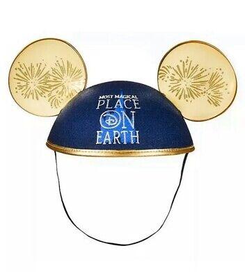 Disney Hats For Adults (DISNEY PARKS Cinderella Castle Ear Hat for Adults Walt Disney World)