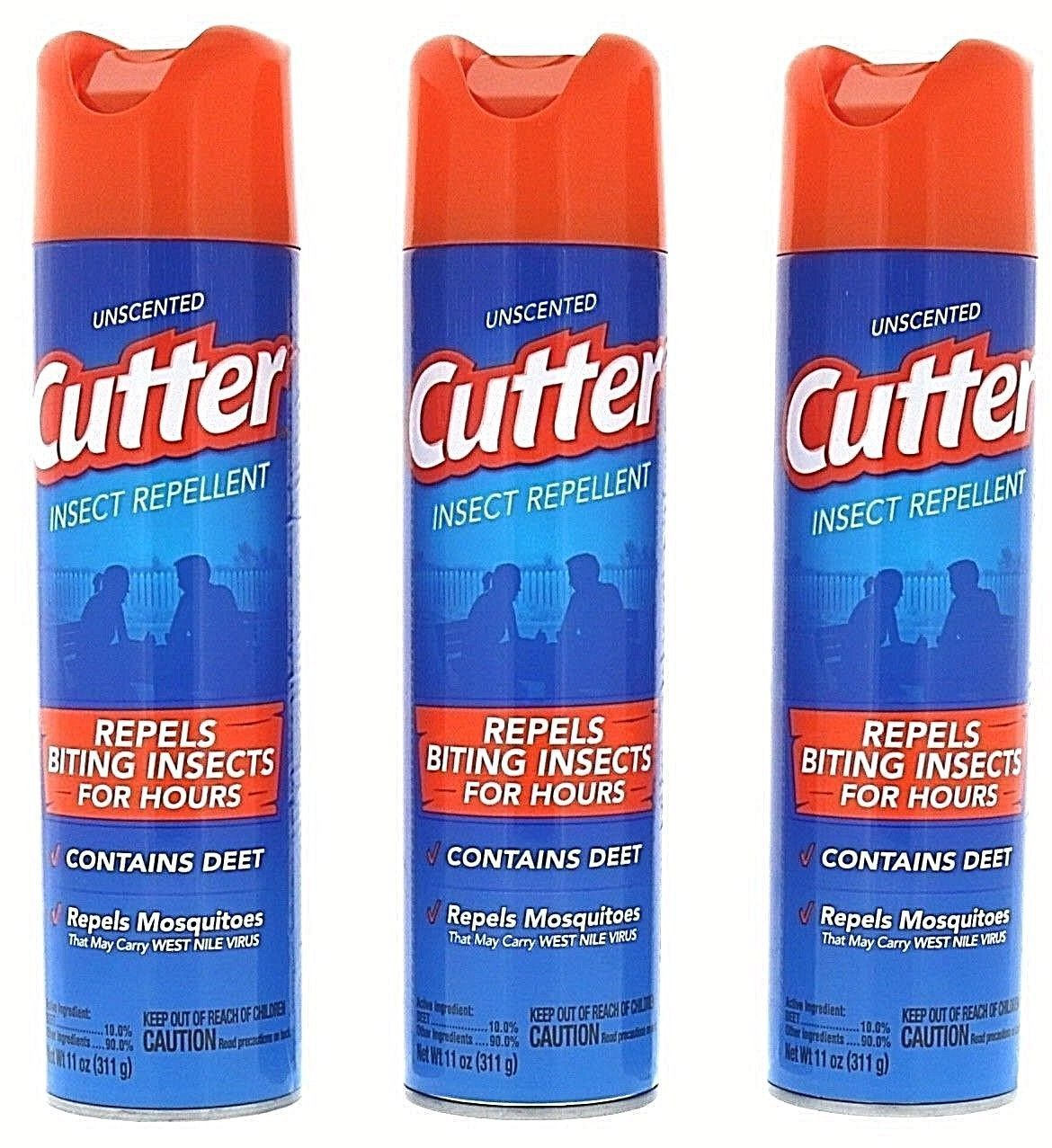 Cutter Insect Repellent Spray