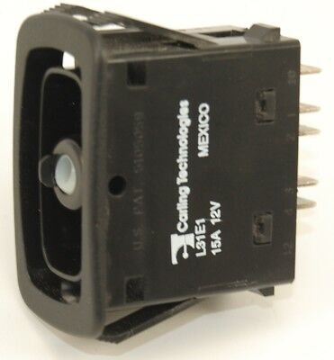 Rocker Switch Carling Technologies L31e1hhh1 Progressive Circuit On - On -on