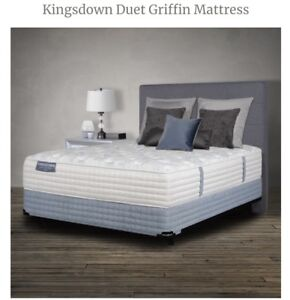 Kingsdown Duet Griffin King Size Mattress - 3812 Coil Count