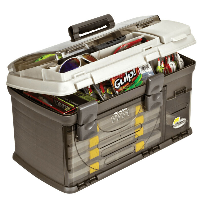 Plano Guide Series Premium Fishing Bait Tackle Storage Tackle Box (Open Box)
