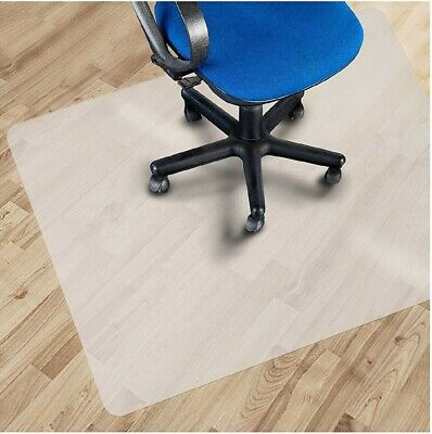 48 X 60 Desk Mat Office Hard Floor Protector Pvc Plastic Chair Chairmat Dog Dish