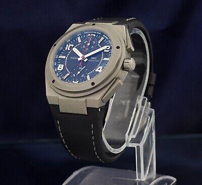 IWC Ingenieur Titanium Case Watch made for Mercedes-AMG IWC 372504 Chronograph