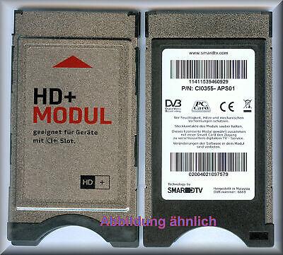 HD+ Modul für TV und Sat-Receiver mit CI+ Slot, 4K + UHD !! neueste Version online kaufen