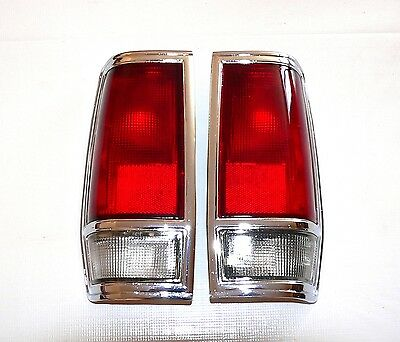 Tail Lights RH & LH Pair for Datsun Truck 720 1985-1986