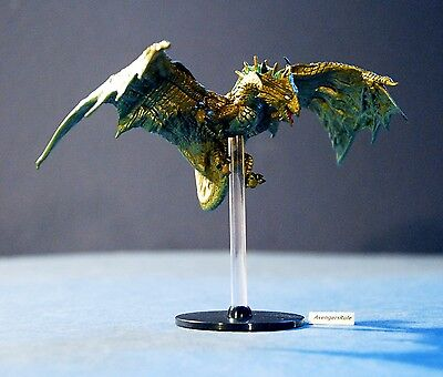 D&D Icons of the Realm Tyranny of Dragons 24/45 Bronze Dragon