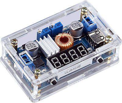 Dc Voltage Regulator Converter Constant Volt Amp Step Down 1.25-32v 12v 5a 75w