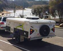 2015 Jayco Swan Outback AIRCON,Shower, Hot water, FULLY OPTIONED Sydney City Inner Sydney Preview