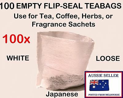 Домашняя парфюмерия 100 FLIP-SEAL Tea Bags