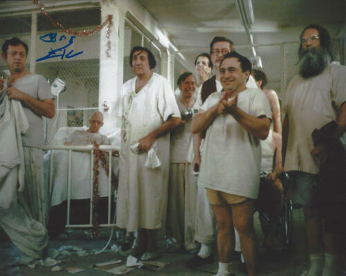 One Flew Over the Cuckoo's Nest Josip Elic as Bancini autographed 8x10 photo **