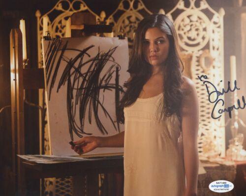Danielle Campbell Originals Autographed Signed 8x10 Photo ACOA