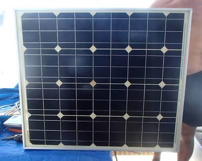 SOLAR PANELS 12 volt 80W