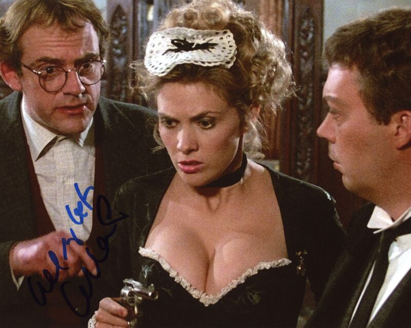 "Colleen Camp ""Clue"" AUTOGRAPH Signed 8x10 Photo ACOA"