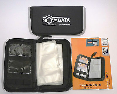 Digital Tachograph Organiser Drivers Cards Rolls and Printout Storage Case