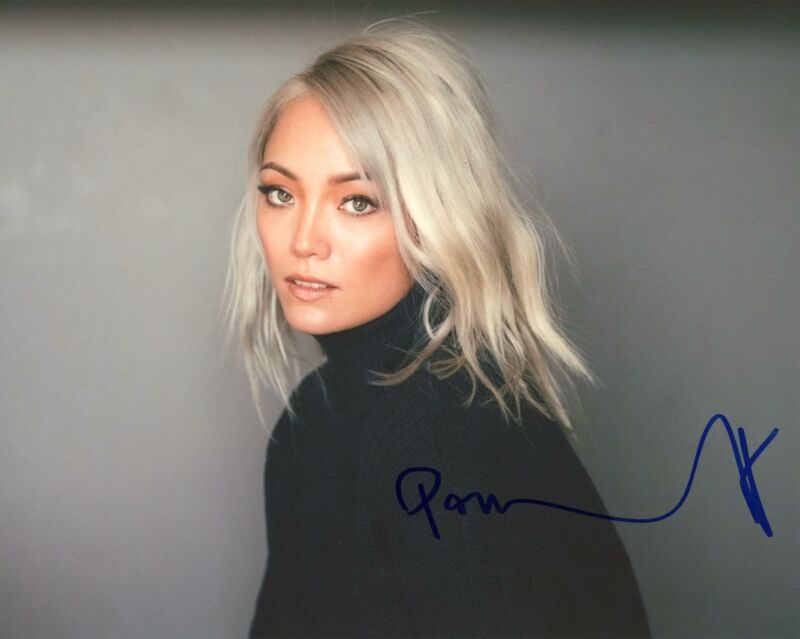 Pom Klementieff AUTOGRAPH Signed 8x10 Photo ACOA