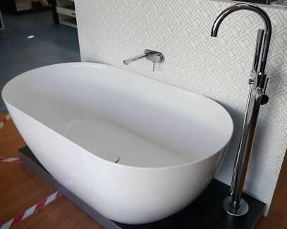 New Bathroom Abey Gareth Ashton Byron White Stone Baths