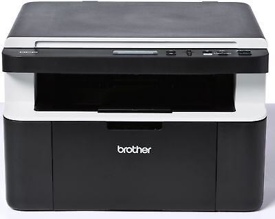 Brother DCP-1612W Wireless All-in-one Mono Laser Printer, Scanner & copier