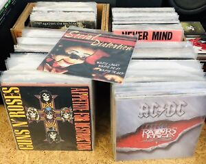 PAYING THE MOST FOR QUALITY VINYL RECORD COLLECTIONS!