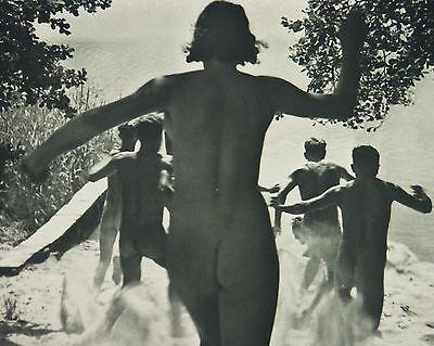 KURT REICHERT IN LICHT & SONNE AKT FOTO NUDE PHOTO No.8