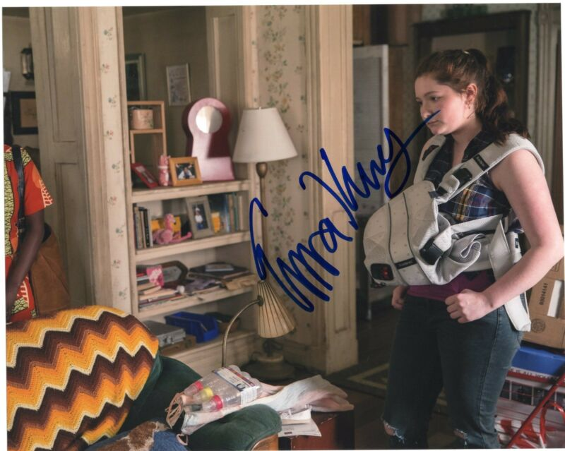 Emma Kenney Shameless Debbie Gallagher Signed 8x10 Photo w/COA #7