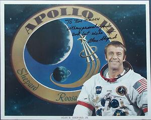 Alan-Shepard-Apollo-14-Commander-Signed-Lithograph-Moonwalker-Mercury-Astronaut