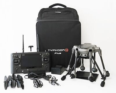 Yuneec Typhoon H Plus 50832BBR Hexacopter w/ Remote Controller