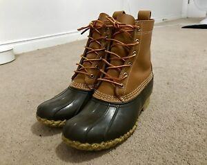 L.L BEAN Winter boots.