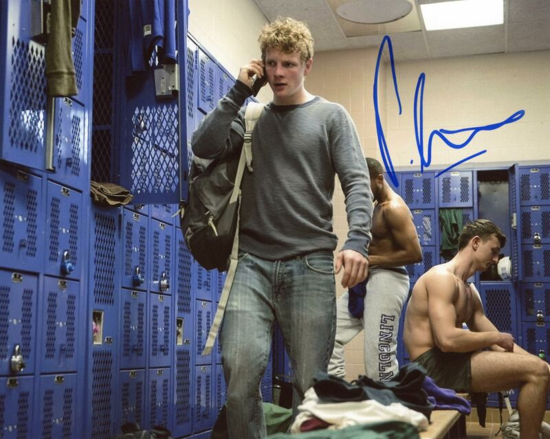 "Patrick Gibson ""The OA"" AUTOGRAPH Signed 8x10 Photo"