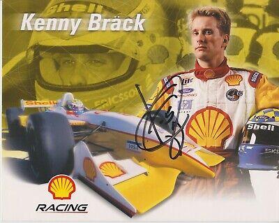 KENNY BRACK 1999 INDY 500 WINNER AUTO RACING 8X10 PHOTO #2