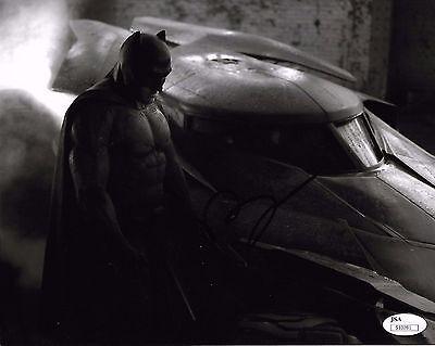 Ben Affleck Batman Autographed Signed 8X10 Photo Jsa Coa  3