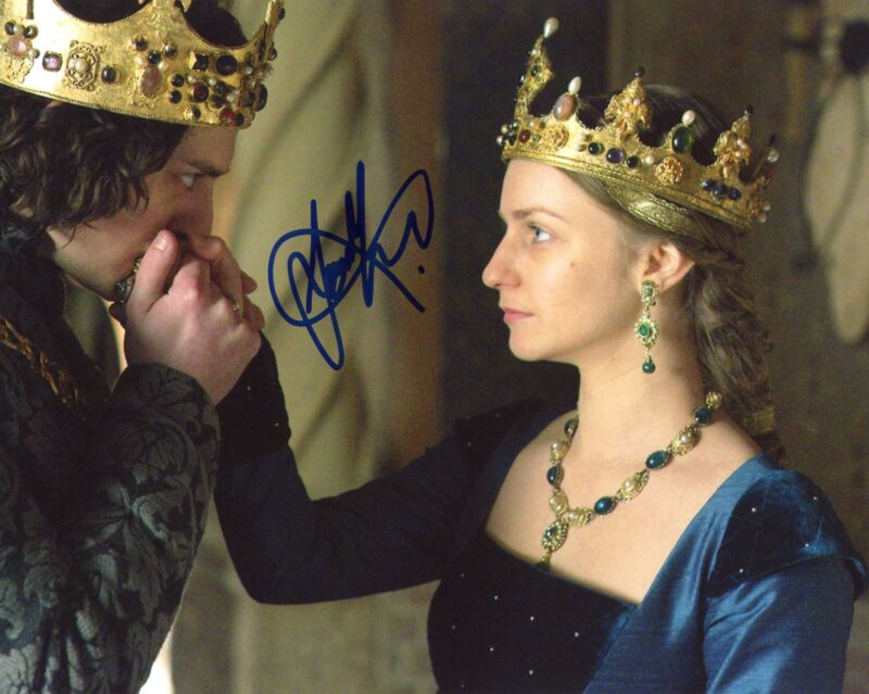 """Faye Marsay """"The White Queen"""" AUTOGRAPH Signed 8x10 Photo"""